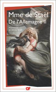 LITTERATURE ET CIVILISATION - T02 - DE L'ALLEMAGNE