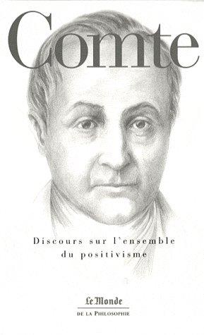 DISCOURS SUR L'ENSEMBLE DU POSITIVISME - LECONS 47-51