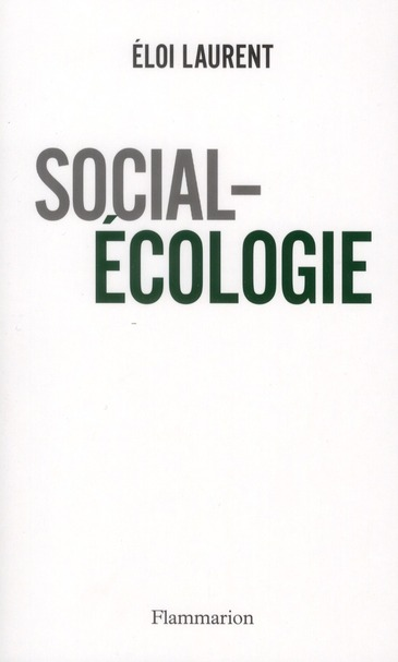 SOCIAL ECOLOGIE