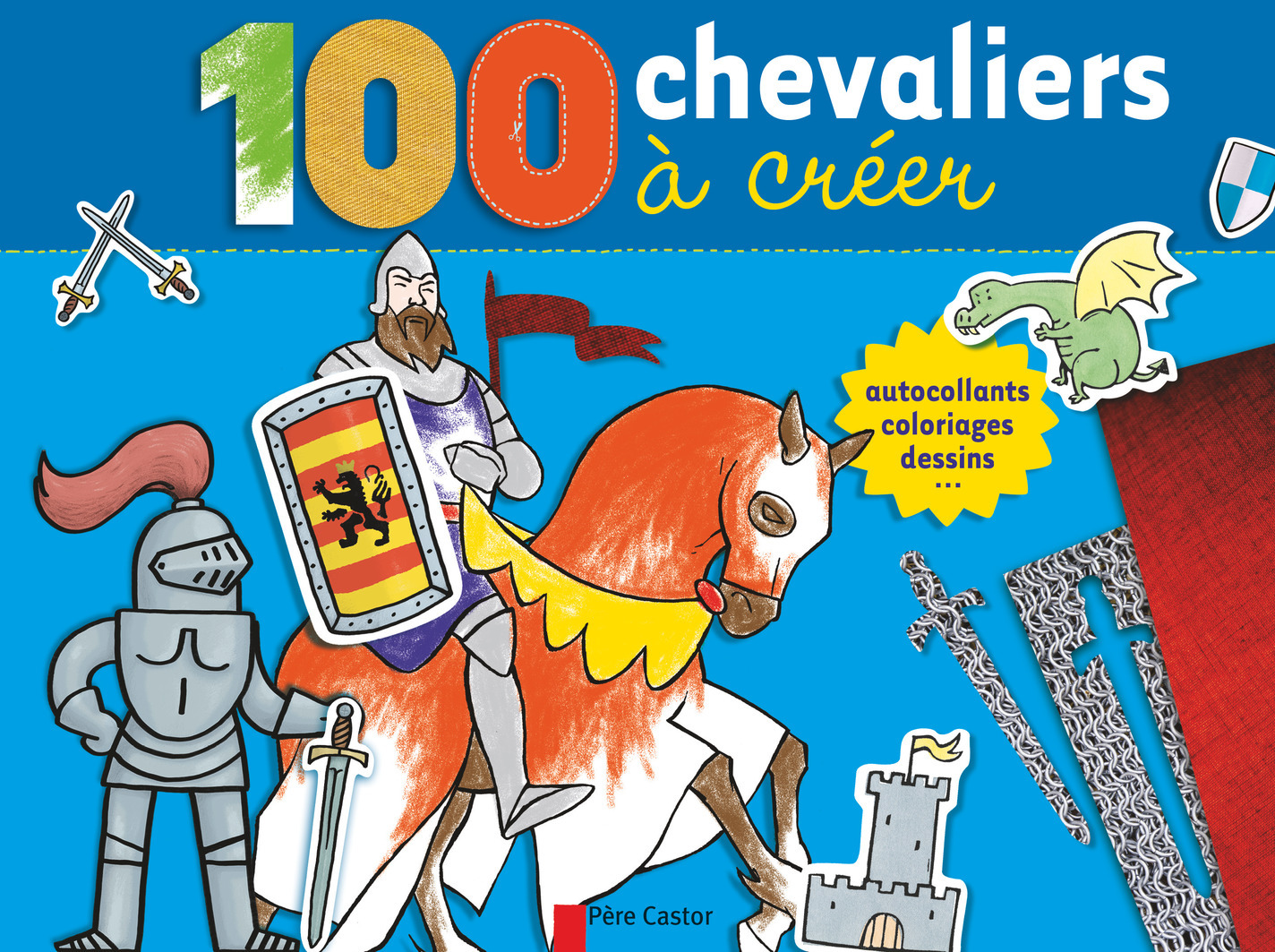 100 CHEVALIERS A CREER