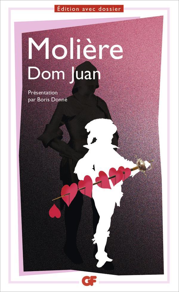 Dom juan - edition avec dossier