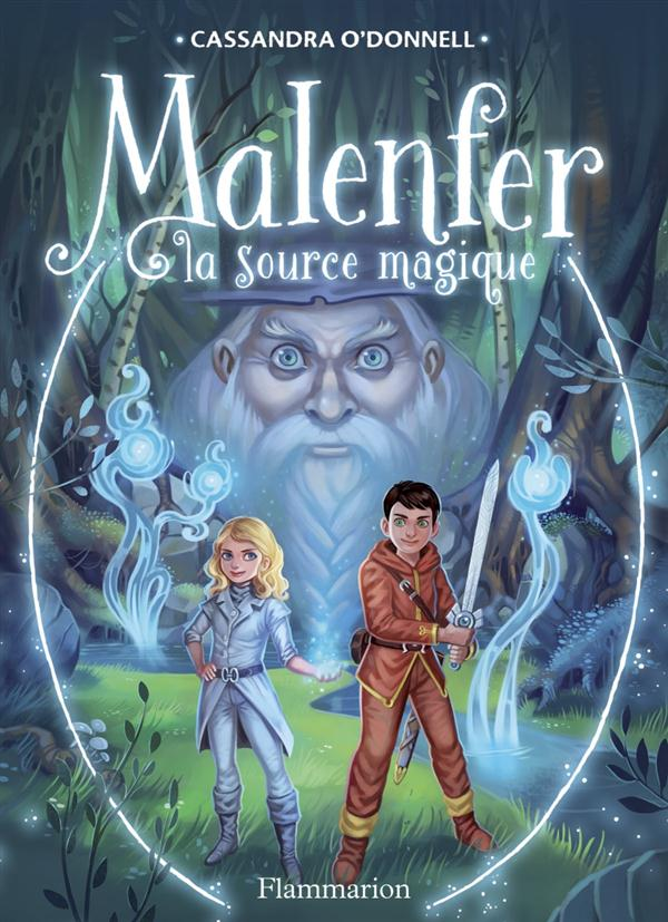 Malenfer - t02 - la source magique