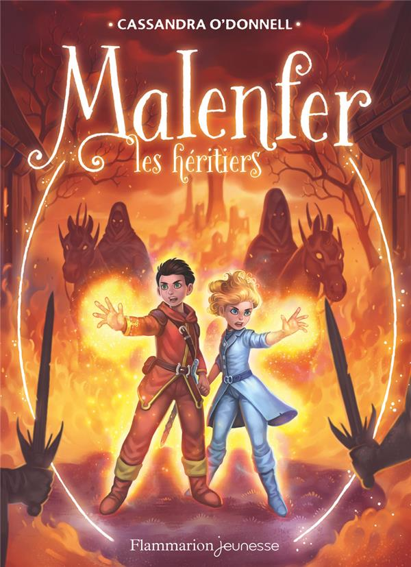 Malenfer - t03 - les heritiers