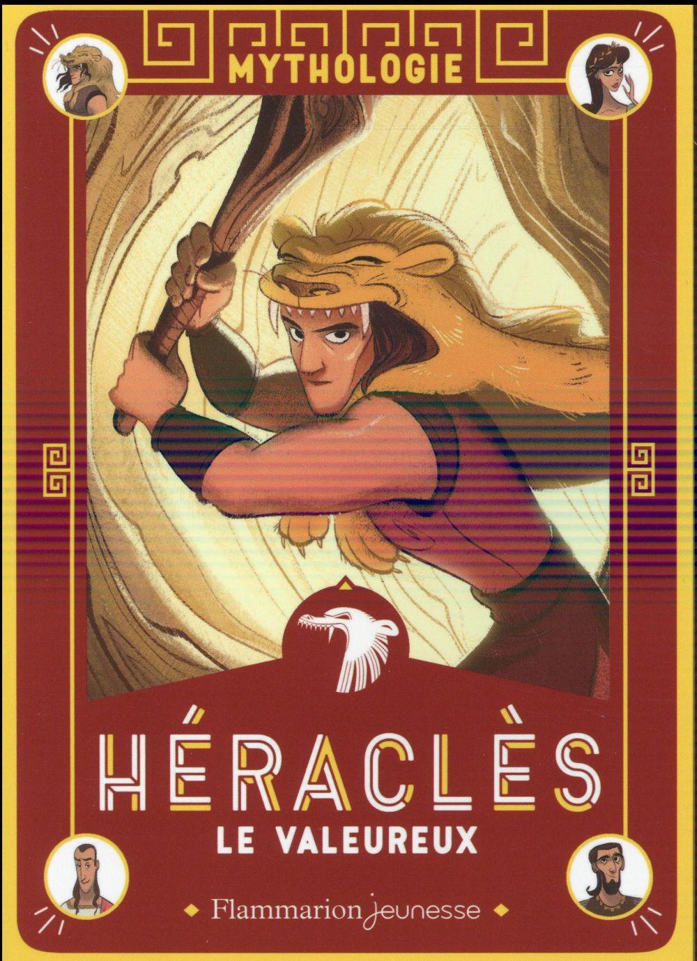 Heracles le valeureux