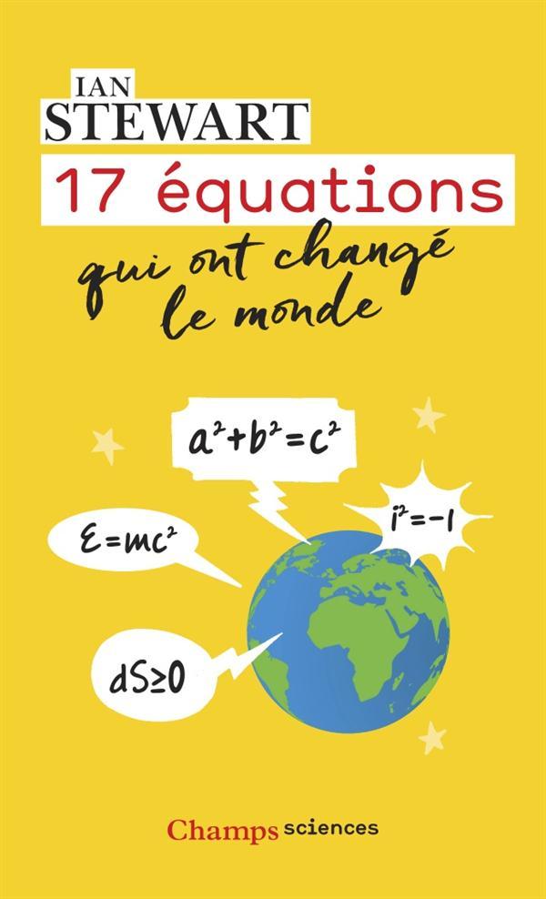 17 equations qui ont change le monde