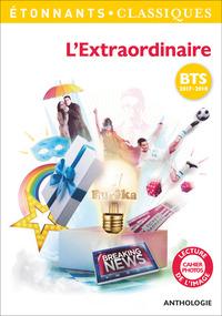 L'EXTRAORDINAIRE - PROGRAMME BTS 2017-2018