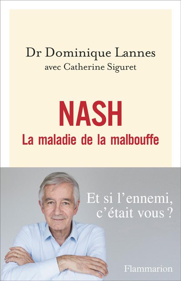 NASH - LA MALADIE DE LA MALBOUFFE
