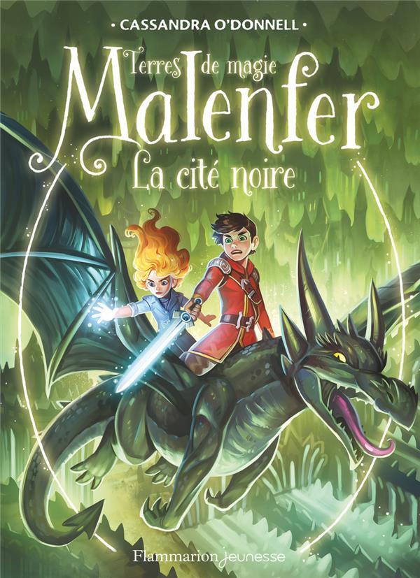 Malenfer - vol07 - la cite noire