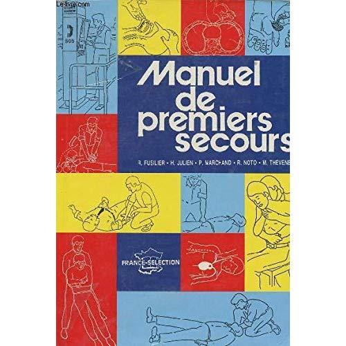 MANUEL DES PREMIERS SECOURS