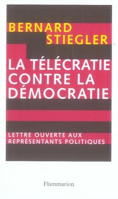 La télécratie contre la démocratie