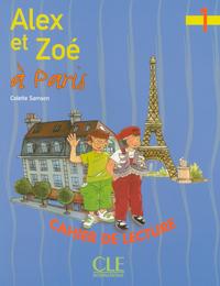 ALEX ET ZOE A PARIS CAHIER LEC