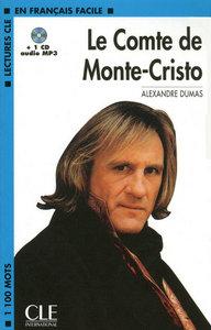 LE COMTE DE MONTE-CRISTO + CD MP3