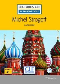 MICHEL STROGOFF FLE LECTURE + CD AUDIO 2ED