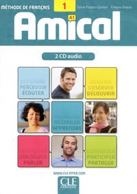 AMICAL A1 METHODE FRANCAIS 2CD