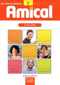 AMICAL NIV 2 CD AUDIO COLLECTI