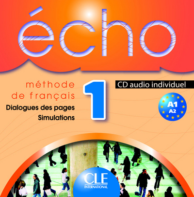 CD AUDIO INDIVI ECHO NIV1