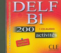CD AUDIO NOUVEAU DELF B1