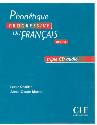 3CD COLL.PHONETIQUE PROG.AVANC