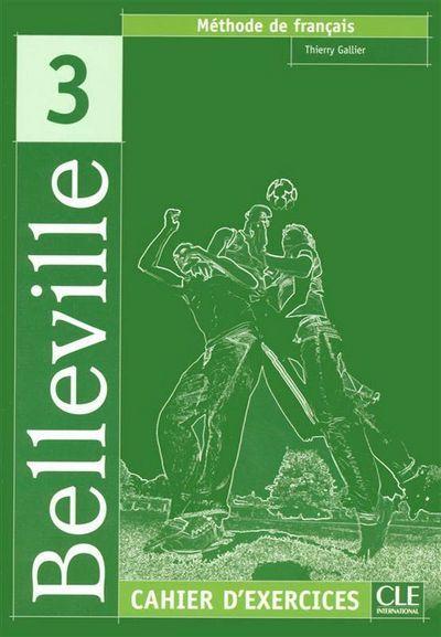 BELLEVILLE NIV 3 EX+CD