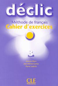 DECLIC NIV 3 CAHIER EXERC + CD