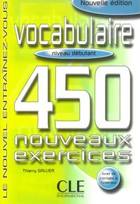 VOCABULAIRE 450 DEBUTANT