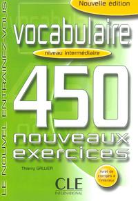 VOCABULAIRE 450 INTERMEDIAIRE