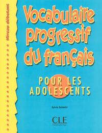 VOCABUL PROGRES FRAN ADO DEBUT