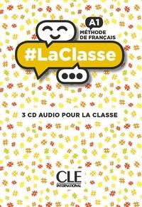 #LA CLASSE NIVEAU A1 CD AUDIO COLLECTIFS