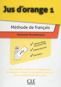 JUS D'ORANGE FLE N.1 CLE USB