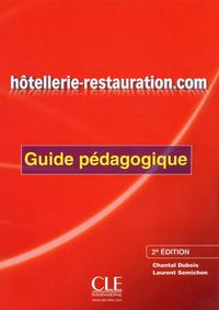 HOTELLERIE-RESTAURATION.COM - GUIDE PEDAGOGIQUE 2ED