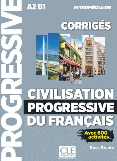Civilisation progressive corriges fle niveau intermediaire 2e edition