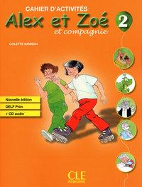 ALEX ET ZOE 2 EX.+GRAM.+DELF P