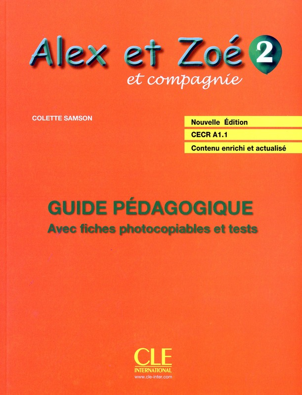ALEX ET ZOE 2 PROFESSEUR NE
