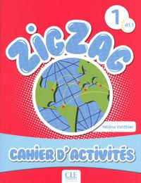 ZIGZAG NIV.1 CAHIER ACTIVITES