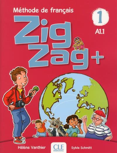ZIGZAG + NIVEAU 1 ELEVE + CD AUDIO