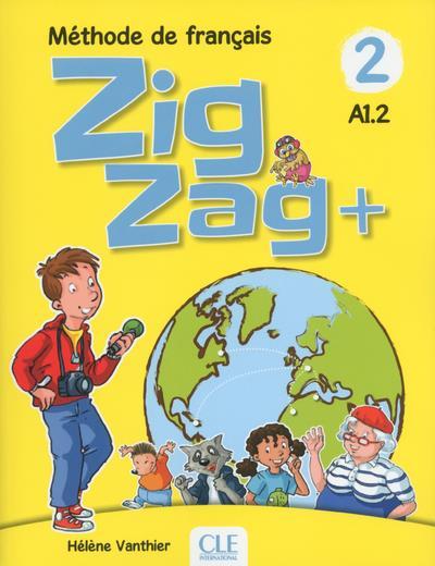 ZIGZAG PLUS NIVEAU 2 - ELEVE + CD AUDIO