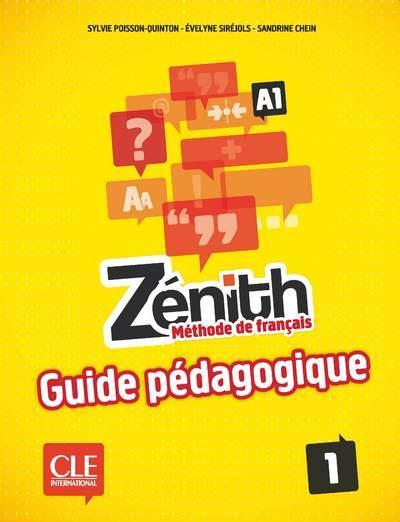ZENITH NIVEAU 1 PROFESSEUR