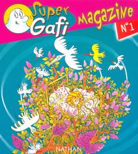 SUPER GAFI CP MAGAZINE 1