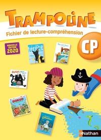TRAMPOLINE - METHODE DE LECTURE - FICHIER DE COMPREHENSION CP - NE 2020