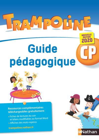 Trampoline - guide pedagogique cp ne 2020