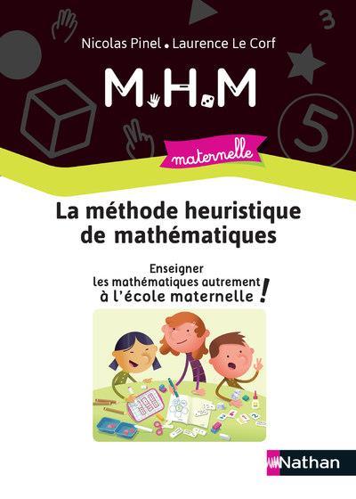 Methode heuristique de mathematiques - guide de la methode - maternelle - 2020