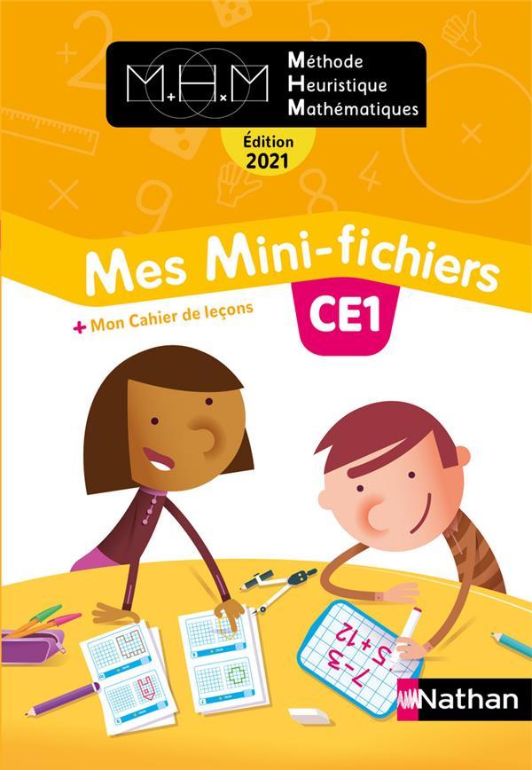 Mhm - mes mini-fichiers ce1 - 2021