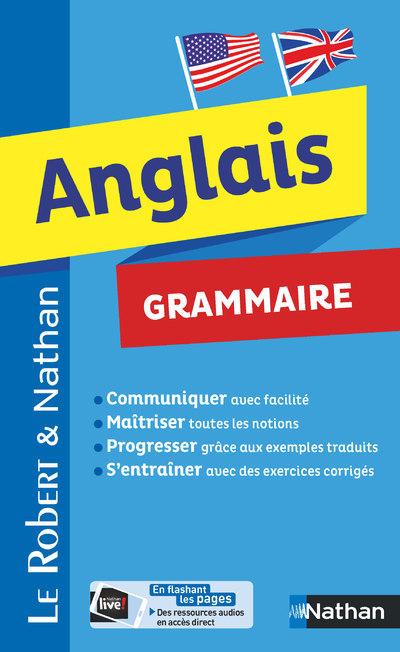 ROBERT & NATHAN - GRAMMAIRE DE L'ANGLAIS