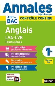 ANNALES ABC DU BAC 2021 ANGLAIS 1RE - CORRIGE - VOL13