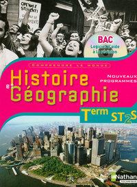 HISTOIRE-GEOG TERM ST2S EL+CD