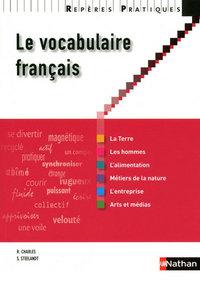 LE VOCABULAIRE FRANCAIS 2010 - REPERES PRATIQUES N20