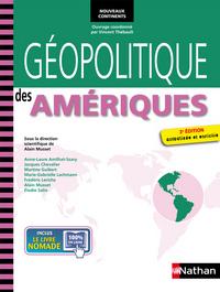 GEOPOLITIQUE DES AMERIQUES (NOUVEAUX CONTINENTS) 2012
