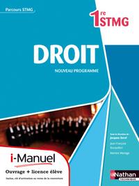 DROIT 1E STMG (PARC STMG) LICE