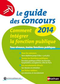 GUIDE DES CONCOURS 2014