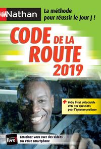 CODE DE LA ROUTE 2019 (MAI 2018)